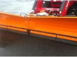 Plug / lama de zapada buldoexcavator / tractor / incarcator