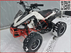 "ATV BEMI 125 Super Cover J8"" 3+R 2019 ALB"