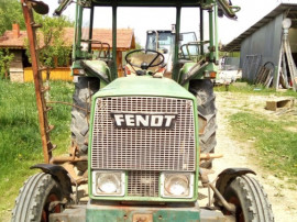 Tractor fendt farmer 102 turbomatic