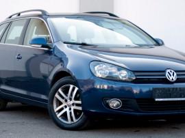Volkswagen Golf VI DSG / 1.6 TDI / Carte service / Incalzire