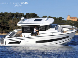 Barca Jeanneau Merry Fisher 895 Marlin Offshore