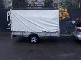 Remorca Pongratz 750 kg noua