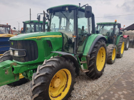 Tractor 6220 TLS, an 2004, AC, 95 CP, anvelope noi. Import