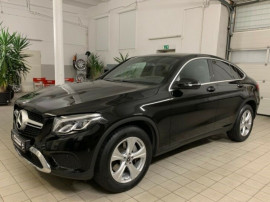 Mercedes-Benz GLC 250 4MATIC Coupe AMG-Line camera LED