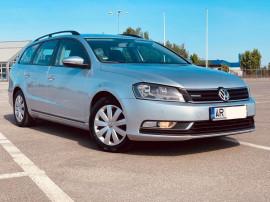Vw passat b7 tdi bluemotion variant 2014 euro 5