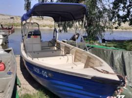 Barca CORSAR 630+motor Suzuki 70 C.P.