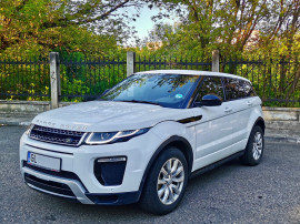 Land rover Range Rover Evoque 2018 Full