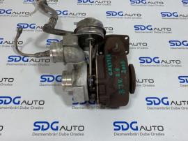 Turbina Turbosuflanta Volkswagen Crafter 2.5TDI Cod Motor BJ