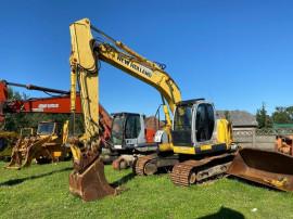 Dezmebrez Excavator New Holland E200 , 2007