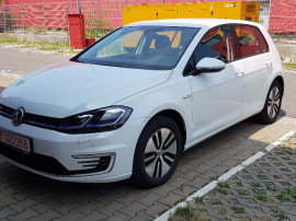 VW Golf (pompă de căldură)