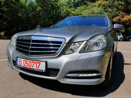 Mercedes-Benz E250cdi / 2012 / 7g-tronic / Business