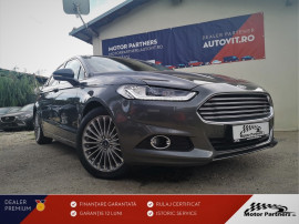 Ford mondeo 2.0 tdci 180cp titanium e6