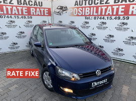 Volkswagen vw polo 2010-benzina-euro 5-rate-
