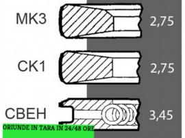 Set segmenti tractor Deutz