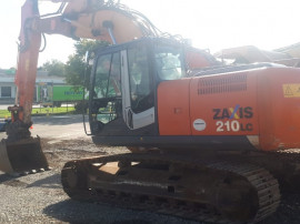 Excavator pe șenile Hitachi Zaxis 210 LC an 2013