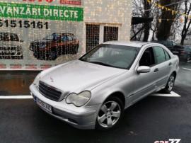 Mercedes-Benz C-Klasse,1.8 Benzina+GPL,2002,Finantare Rate
