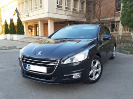 Peugeot 508 2.0 HDi-200cp / HYbrid4 / 2013 / automat /piele