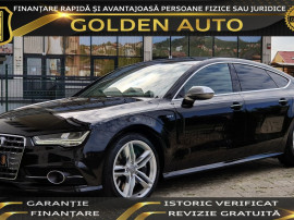 Audi S7 / Facelift 2015 / Garantie / Golden Auto Cluj