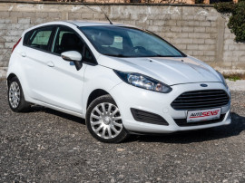 Ford Fiesta 2015 - hill start assist - revizie gratuita