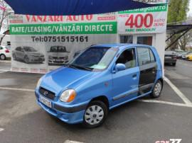 Hyundai Atos,1.0Benzina,2002,Finantare Rate