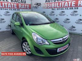 Opel corsa 2012 automata e5 rate