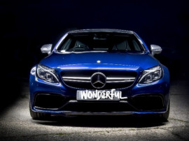 Mercedes Benz C klasse 220 bluetec AMG Int