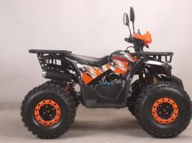 Atv PIRANHA -NEON 125cc, Robust de Calitate Nou 2021