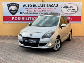 Renault Scenic Dynamique 2.0 Diesel 2010 Panorama Clima