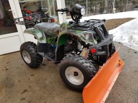 Atv UTILITY Tracker 200cc, Model Nou 2021