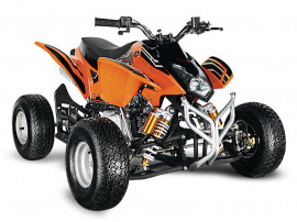 ATV BEMI 125cc DRIFT 8'' automatic cu revers