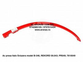 Ac presa italo svizzera model b-346, rekord 59.043; pr549; 7