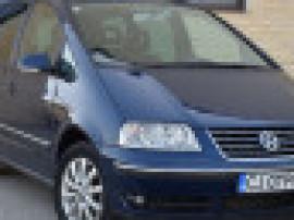 VW Sharan 4 Motion Facelift 1.9 TDI 116cp 6+1 Viteze