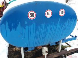 Cisterna apa 7400 litri
