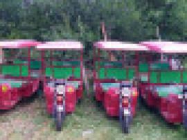 Triciclu persoane 5 locuri,pentru agrement sau taxi
