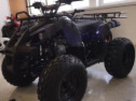 ATV KXD Grizzly 125cc Import Germania, Garantie 1 AN#BLUE