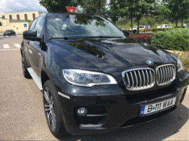 BMW X6 xDrive 2014, 306cp, 66 000km.