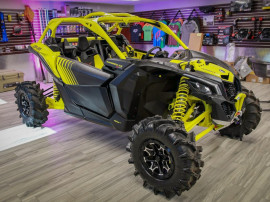 SXS Can-Am Maverick X mr Turbo R '19