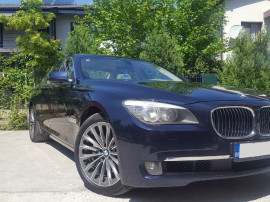 Bmw 740 xdrive 306cp, 07.2012, 140.000km, interior bej