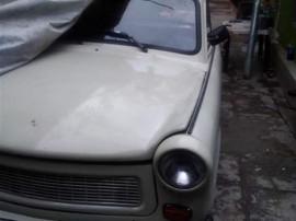 Trabant 601, anul fabricatiei 1966 , masina de epoca