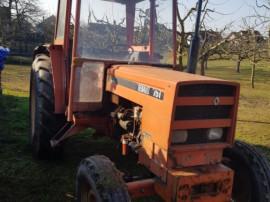Tractor cu Incarcator frontal tractor hurliman