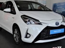 Toyota Yaris Hybrid prin Programul Rabla