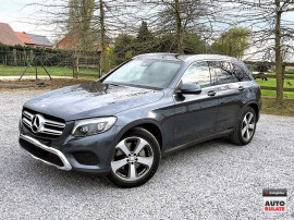 MERCEDES-BENZ GLC 220 CDI 163CP AUTOMAT 4 MATIC