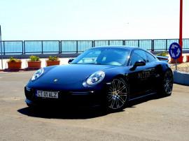 Porsche 911 Turbo S 560 Cp