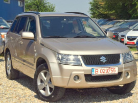 SUZUKI GRAND VITARA 4X4 DIESEL 2009 - POSIBILITATE RATE