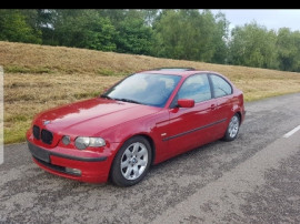 Bmw 320 compact individual