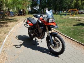 Motocicleta BMW F 800 GS