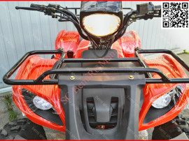 BIG Mega Grizzly FARMER 250cc cu trepte si bord 2019