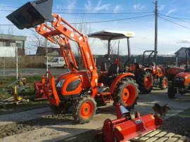 Tractor nou 4x4 de 40CP Kioti CK4010M, Korea de Sud