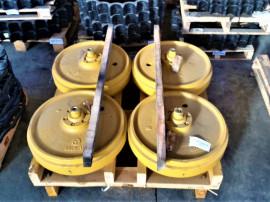 Roata ghidaj / intinzatoare - excavator Case CX35