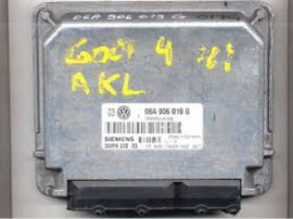 Calculator motor Vw golf 4